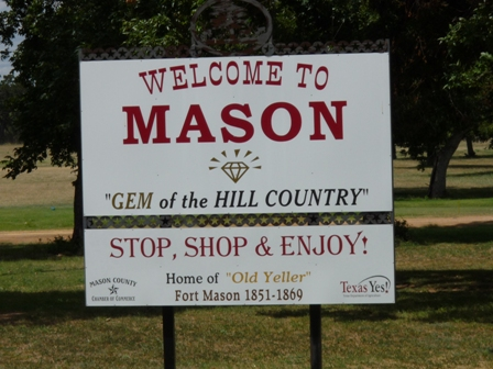 2012 Mason Roundup Parade Float